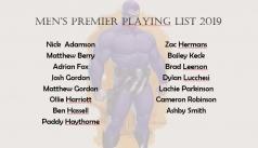 2019 Premier Men Squad
